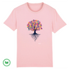 TSHIRT BIO - SEQUOIA <br> 4 couleurs