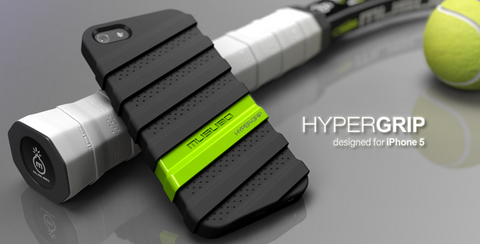 iPhone 5 Hyper Grip Case