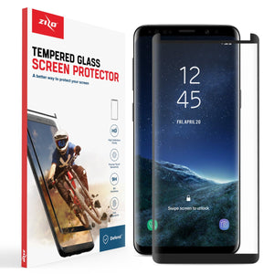 Zizo Full Cover Tempered Glass Galaxy Note 9 Screen Protector - MyPhoneCase.com