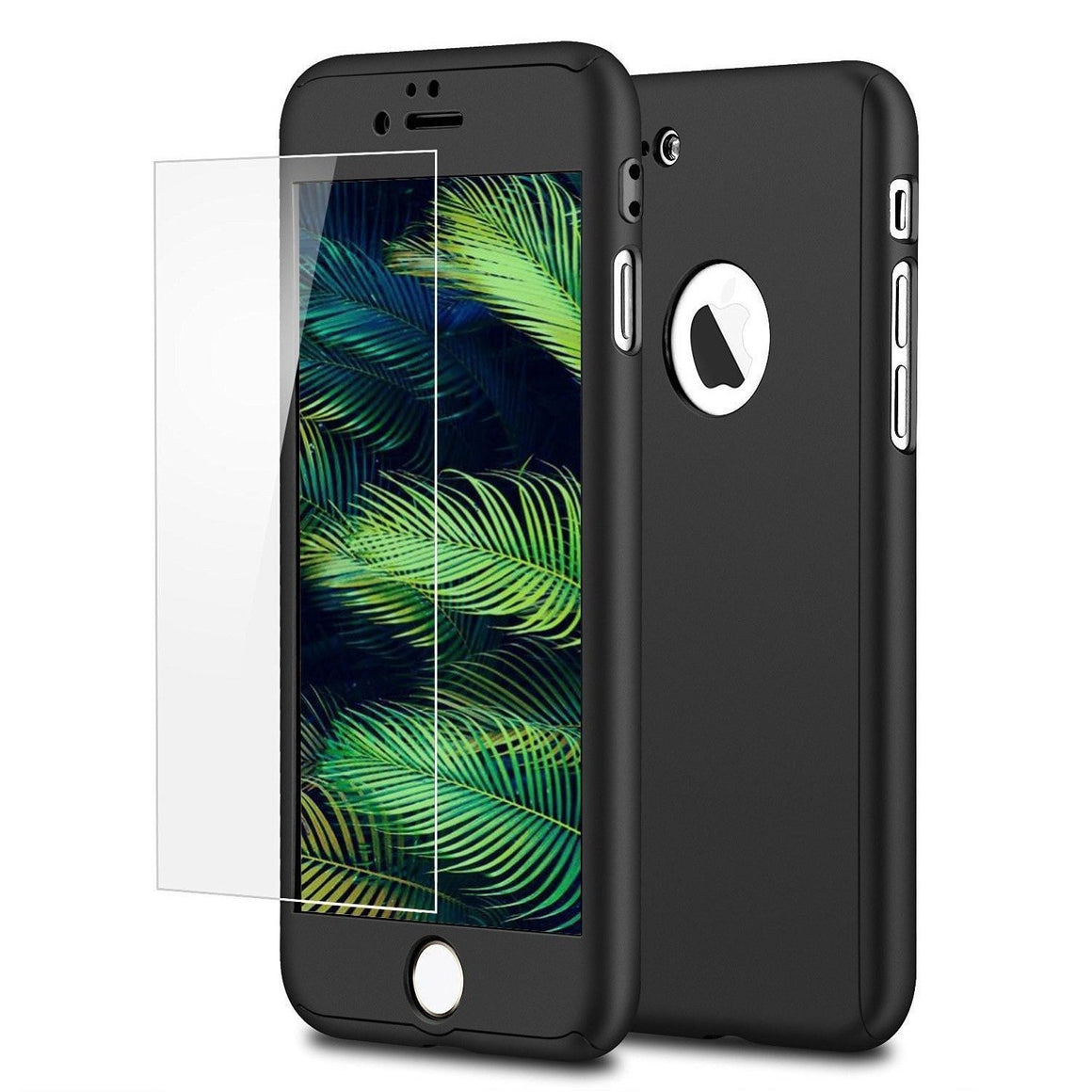 MPC 360° Full Wrap Acrylic Hybrid iPhone 7 Case - MyPhoneCase.com