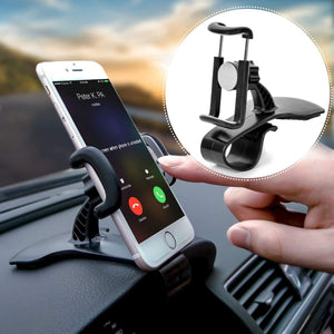 Car Phone Holder 360° Rotation Dashboard Phone Mount Stand - MyPhoneCase.com