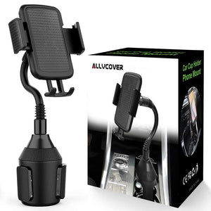 Car Phone Mount Adjustable Gooseneck Cup Car Phone Holder - MyPhoneCase.com