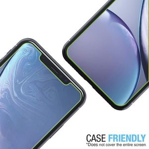 Anti Spy Privacy Tempered Glass Screen Protector iPhone 11 [2 Pack] - MyPhoneCase.com