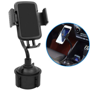 Car Cup Holder Phone Mount Adjustable Portable Gooseneck car Phone Holder - MyPhoneCase.com
