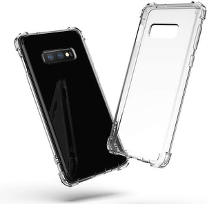 Crystal Shockproof Bumper Galaxy S20 (not FE) Case - Clear