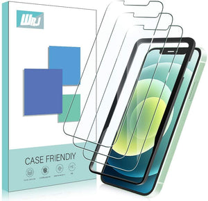 "Tempered Glass Screen Protector for iPhone 12 Mini (5.4"") [3-Pack]"