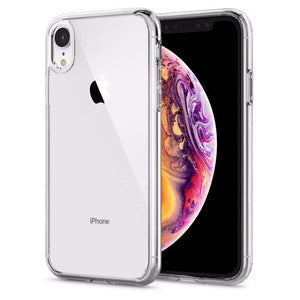 "iPhone XR (6.1"") Ultra Clear Case Flexible Transparent Gel Cover - MyPhoneCase.com"