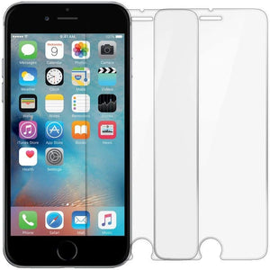Screen Protector for iPhone 7 / iPhone 8 - Anti-grease (2-pk)