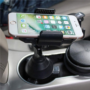 Car Cup Holder Phone Mount Holder Universal Adjustable Cradle - MyPhoneCase.com