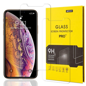 HD Tempered Glass iPhone 11 Pro Max Screen Protector (2 Pack) - MyPhoneCase.com