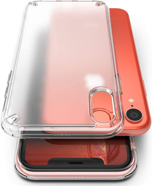 Ringke No-Smudge Matte iPhone XR Case - Translucent - MyPhoneCase.com