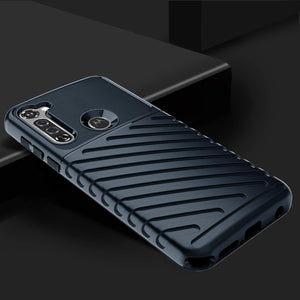 Rugged Sturdy Armor Motorola moto g stylus Case - Ink Blue