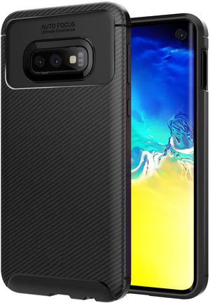MPC Slim Armor Galaxy S10e Case - Carbon Black