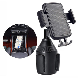 Car Cup Holder Phone Mount Holder Universal Adjustable Cradle