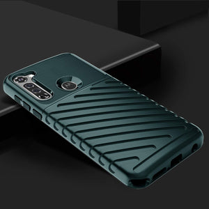 Rugged Sturdy Armor Motorola moto g stylus Case - Midnight Green