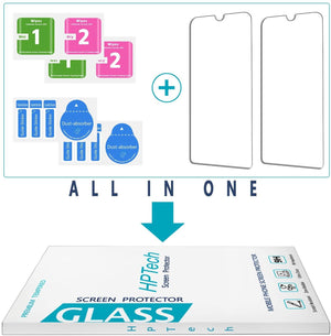 HD Tempered Glass Screen Protector Aristo 5 / 5+ Plus / K31 [2-Pack]