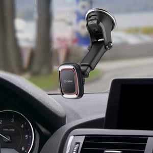 Dashboard Windshield Telescopic Long Arm Magnetic Car Mount Phone Holder - MyPhoneCase.com