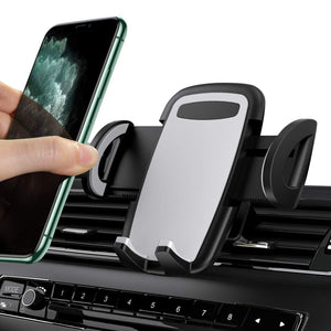 Car Phone Mount Air Vent Universal Smartphone Holder for Car Easy Clamp