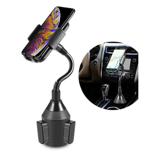 Car Cup Phone Mount Adjustable Gooseneck Cup Car Phone Holder - MyPhoneCase.com