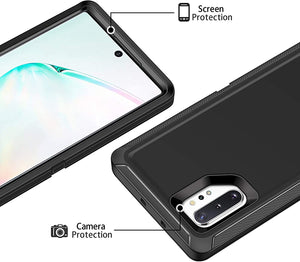 Heavy Duty Tough Defender Galaxy Note 10+ Plus / 5G Case - MyPhoneCase.com
