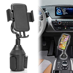 Cellet PH600 Universal Vehicle Cup Holder Cell Phone Car Mount - MyPhoneCase.com