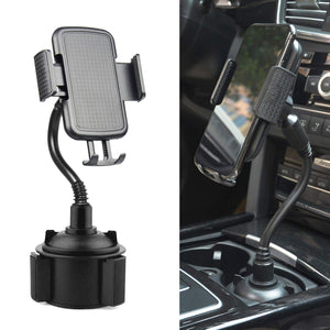 Car Cup Holder Phone Mount Universal Adjustable Gooseneck - MyPhoneCase.com