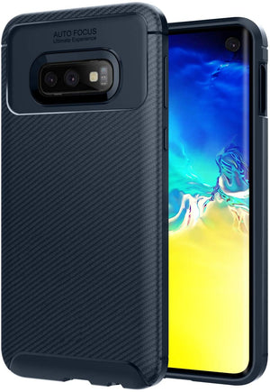 MPC Slim Armor Galaxy S10e Case - Carbon Navy