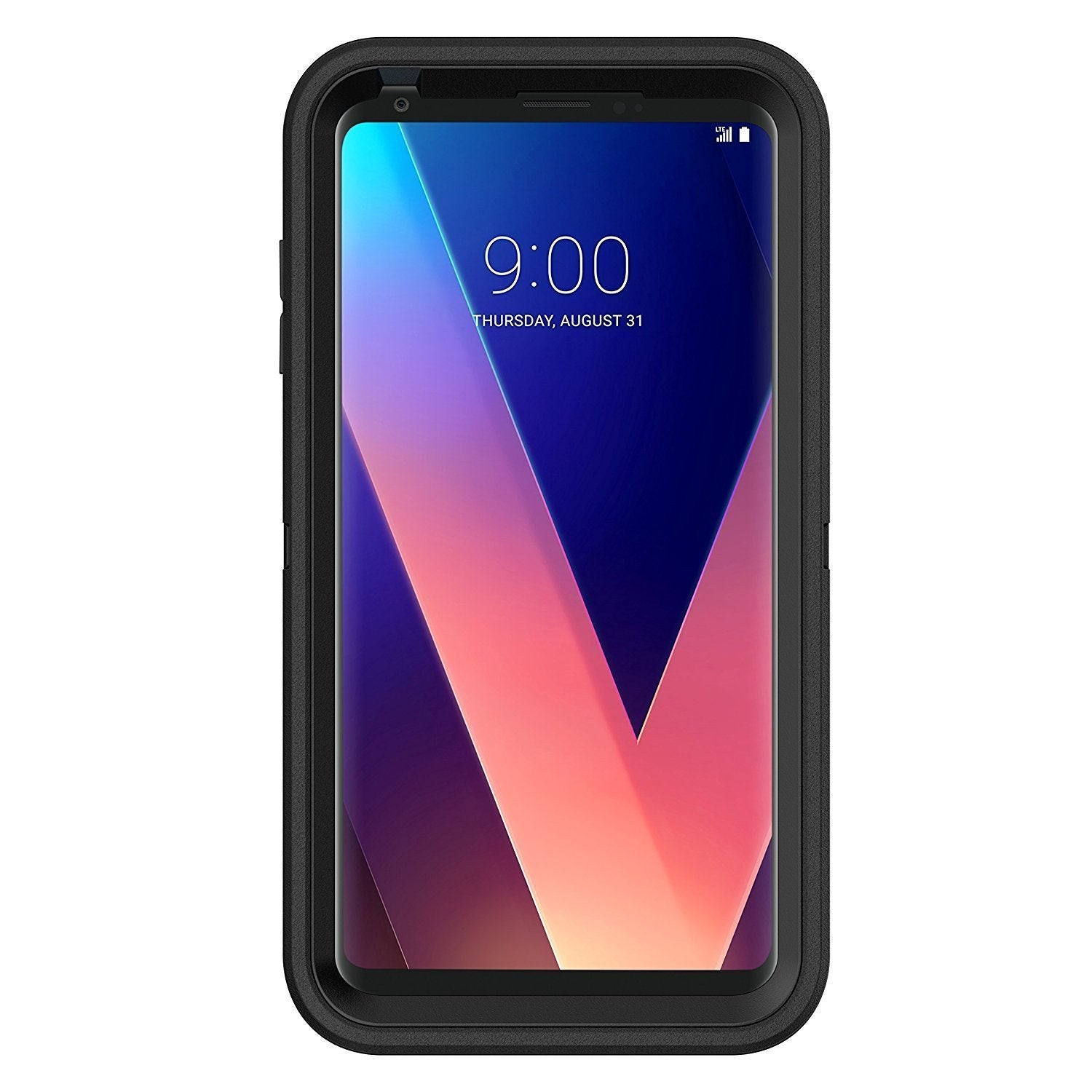 new product 49d0b d06b2 Otterbox LG V30 / V35 ThinQ Defender Screenless Edition Case