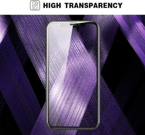 "3-Pack Full Cover Tempered Glass Screen Protector for iPhone 11 / XR (6.1"") - MyPhoneCase.com"