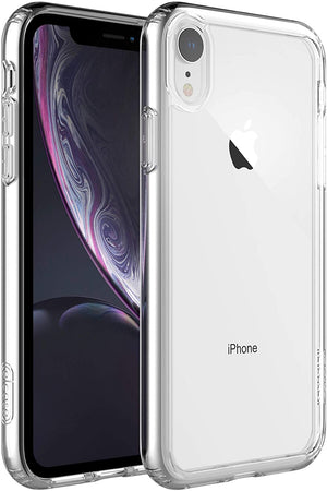"ELC Air Bolster iPhone XR (6.1"") Transparent Bumper Case - Crystal Clear - MyPhoneCase.com"