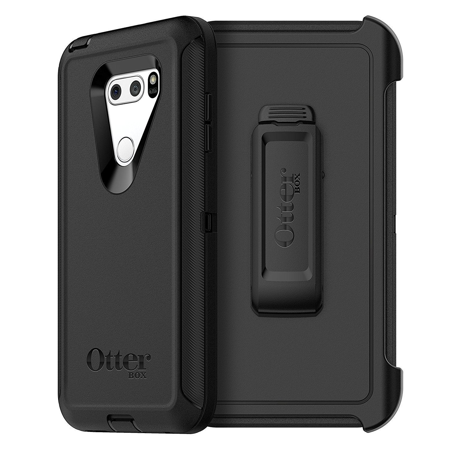 new product dbbc6 c1b9d Otterbox LG V30 / V35 ThinQ Defender Screenless Edition Case