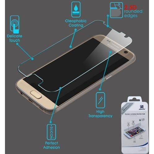 Mybat Screen Protector For Samsung Galaxy S7 - Tempered Glass - Myphonecase.com