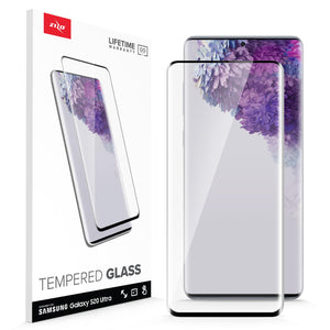 Zizo HD Crystal Galaxy S20 Ultra Screen Protector - Tempered Glass