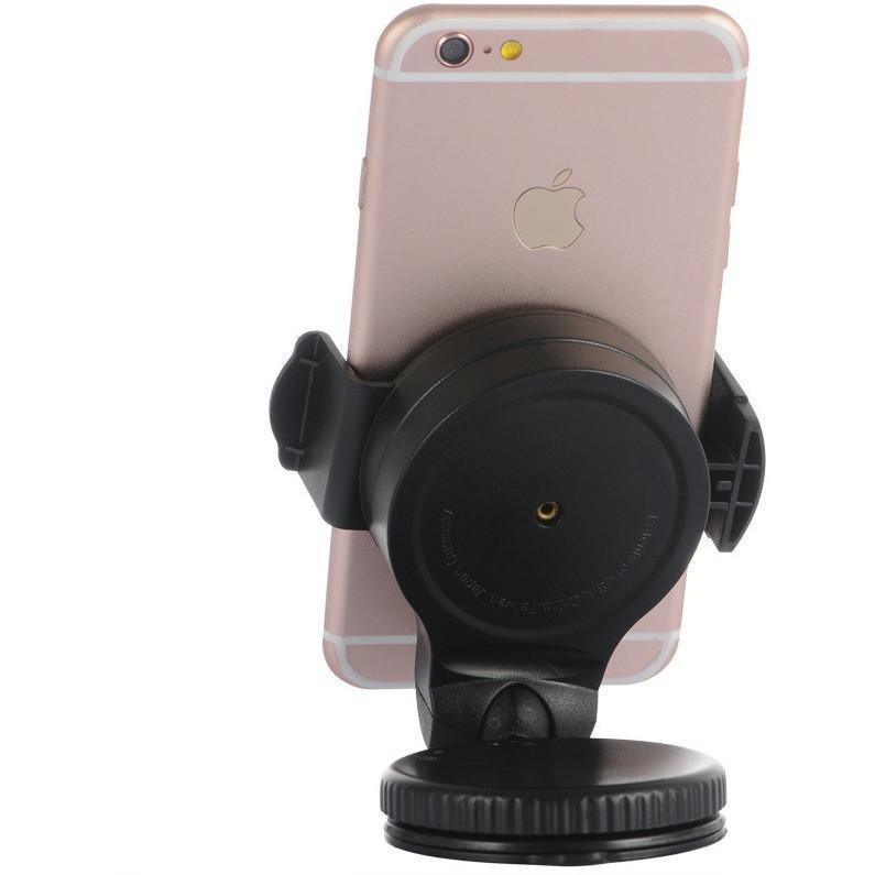 DW Universal Compact Car Holder Mount for Cellphones/Smartphones | MyPhoneCase.com