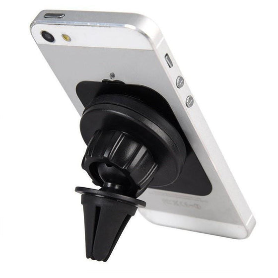 DW Universal Compact Air Vent Magnetic Car Mount for Smartphones - MyPhoneCase.com - 1