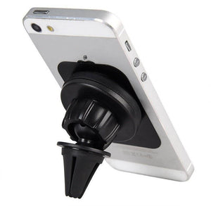 DW Universal Compact Air Vent Magnetic Car Mount for Smartphones - MyPhoneCase.com