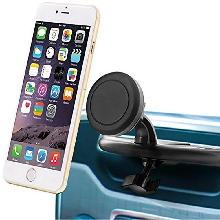 DW Universal Compact CD Slot Magnetic Car Mount for Smartphones | MyPhoneCase.com