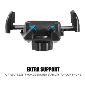 Car Phone Mount 360 Degree Adjustable Distance Cup Car Phone Holder - MyPhoneCase.com