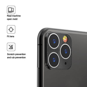 MYBAT Metal Camera Lens Protector for iPhone 11 Pro - Rose Gold - MyPhoneCase.com