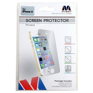 MYBAT Screen Protector for iPhone 7 / iPhone 8 - Privacy - MyPhoneCase.com