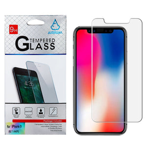 "AIRIUM Tempered Glass Screen Protector for iPhone Xr (6.1"") - MyPhoneCase.com"