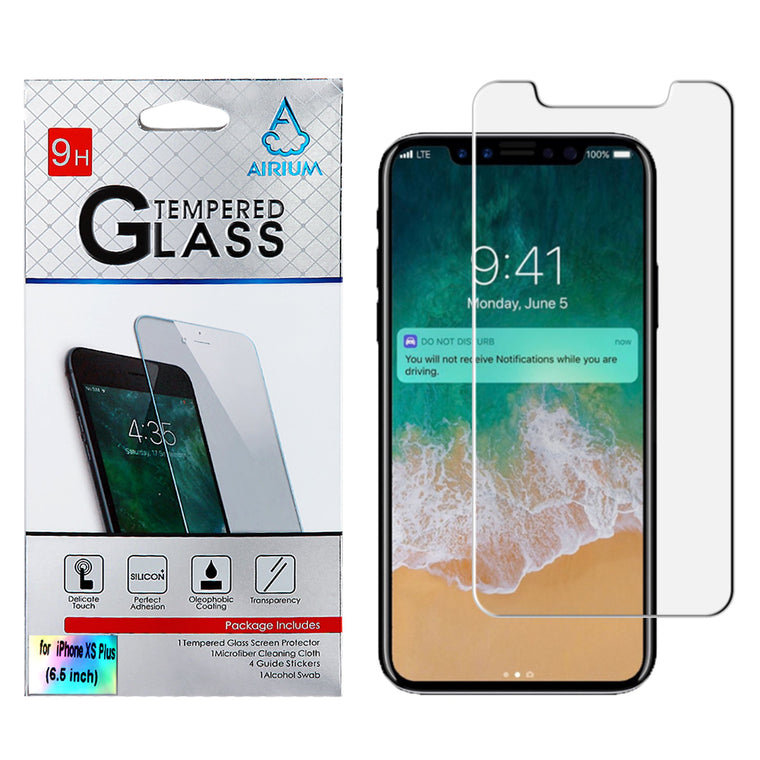 Tempered Glass Screen Protector For Iphone Xs Max (6.5) - Myphonecase.com