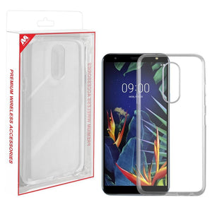 Candy Skin Highly Transparent LG K40 Case - Crystal Clear - MyPhoneCase.com