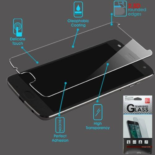 Mybat Screen Protector For Moto Z2 Force - Tempered Glass - Myphonecase.com