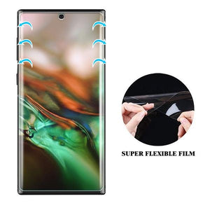 MYBAT Curved Coverage Screen Protector for Galaxy Note 10 - MyPhoneCase.com
