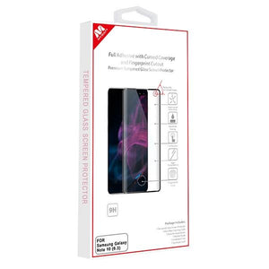 Full Adhesive Tempered Glass Screen Protector for Galaxy Note 10 - MyPhoneCase.com
