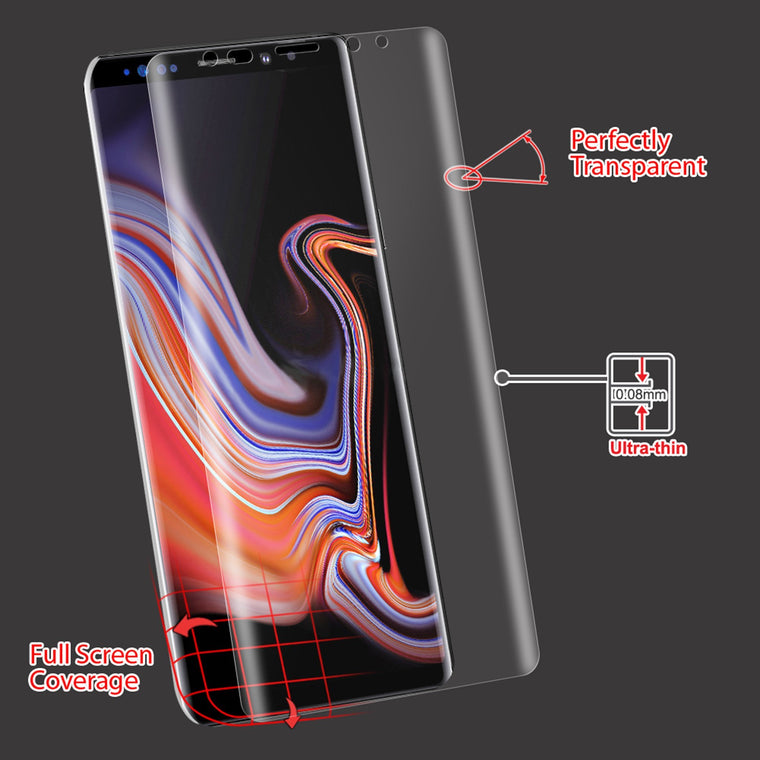 Mybat Screen Protector For Galaxy Note 9 - Curved Coverage - Myphonecase.com