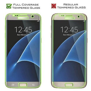 MYBAT Screen Protector for Galaxy S7 Edge - Full Coverage (Frost) - MyPhoneCase.com