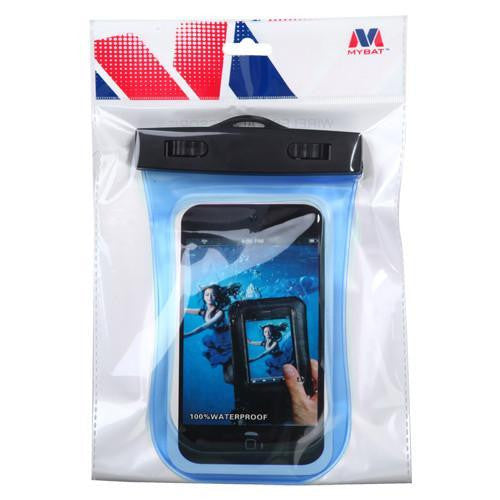 MYBAT Universal Waterproof Bag with Lanyard and Armband - Clear - MyPhoneCase.com