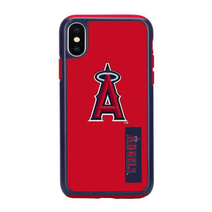 Official MLB Shock-Proof iPhone X / Xs Case - LA Angels - MyPhoneCase.com